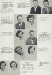 Page 15, 1952 Edition, Lawrence County High School - Law Co Hi Yearbook (Lawrenceburg, TN) online yearbook collection