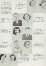 Page 17, 1952 Edition, Lawrence County High School - Law Co Hi Yearbook (Lawrenceburg, TN) online yearbook collection