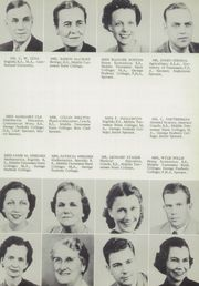Page 9, 1952 Edition, Lawrence County High School - Law Co Hi Yearbook (Lawrenceburg, TN) online yearbook collection