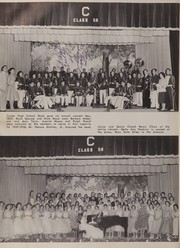 Page 10, 1958 Edition, Carter High School - Dial Yearbook (Strawberry Plains, TN) online yearbook collection