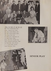Page 12, 1958 Edition, Carter High School - Dial Yearbook (Strawberry Plains, TN) online yearbook collection
