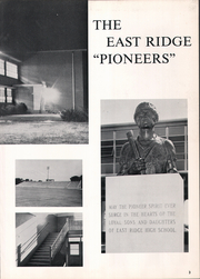 Page 7, 1964 Edition, East Ridge High School - Musket Yearbook (Chattanooga, TN) online yearbook collection