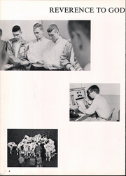 Page 8, 1964 Edition, East Ridge High School - Musket Yearbook (Chattanooga, TN) online yearbook collection