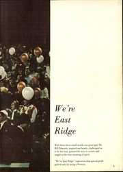 Page 7, 1969 Edition, East Ridge High School - Musket Yearbook (Chattanooga, TN) online yearbook collection
