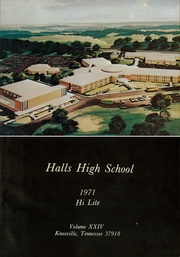 Page 5, 1971 Edition, Halls High School - Hi Lite Yearbook (Knoxville, TN) online yearbook collection