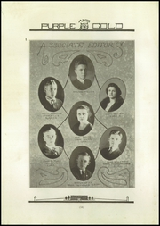 Page 16, 1921 Edition, Greeneville High School - Purple and Gold Yearbook (Greeneville, TN) online yearbook collection