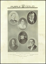 Page 9, 1921 Edition, Greeneville High School - Purple and Gold Yearbook (Greeneville, TN) online yearbook collection