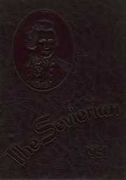 1951 Edition, Sevier County High School - Sevierian Yearbook (Sevierville, TN)