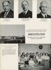 Page 12, 1954 Edition, Lincoln County High School - Bridge Yearbook (Fayetteville, TN) online yearbook collection