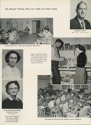 Page 13, 1954 Edition, Lincoln County High School - Bridge Yearbook (Fayetteville, TN) online yearbook collection