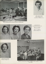 Page 14, 1954 Edition, Lincoln County High School - Bridge Yearbook (Fayetteville, TN) online yearbook collection