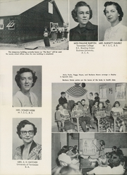 Page 15, 1954 Edition, Lincoln County High School - Bridge Yearbook (Fayetteville, TN) online yearbook collection