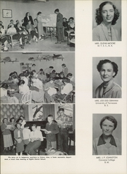 Page 16, 1954 Edition, Lincoln County High School - Bridge Yearbook (Fayetteville, TN) online yearbook collection