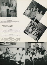 Page 15, 1957 Edition, Lincoln County High School - Bridge Yearbook (Fayetteville, TN) online yearbook collection