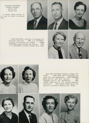 Page 17, 1957 Edition, Lincoln County High School - Bridge Yearbook (Fayetteville, TN) online yearbook collection
