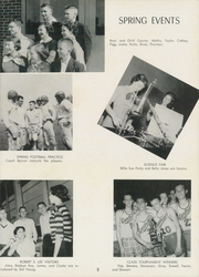 Page 9, 1957 Edition, Lincoln County High School - Bridge Yearbook (Fayetteville, TN) online yearbook collection