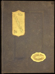 Page 1, 1932 Edition, Central High School - Champion Yearbook (Chattanooga, TN) online yearbook collection