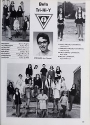 Page 163, 1971 Edition, Sullivan East High School - Patriot Yearbook (Bluff City, TN) online yearbook collection
