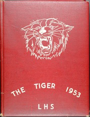 1953 Edition, Lexington High School - Tiger Yearbook (Lexington, TN)