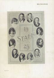 Page 15, 1925 Edition, Unicoi County High School - Nolichucky Yearbook (Erwin, TN) online yearbook collection