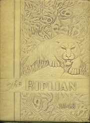 Ripley High School - Riplian Yearbook (Ripley, TN) online yearbook collection, 1948 Edition, Page 1