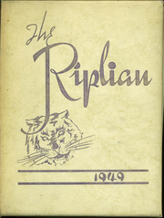 1949 Edition, Ripley High School - Riplian Yearbook (Ripley, TN)