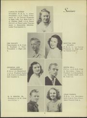 Page 13, 1949 Edition, Ripley High School - Riplian Yearbook (Ripley, TN) online yearbook collection