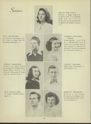 Page 14, 1949 Edition, Ripley High School - Riplian Yearbook (Ripley, TN) online yearbook collection