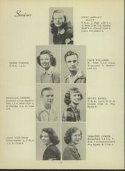 Page 16, 1949 Edition, Ripley High School - Riplian Yearbook (Ripley, TN) online yearbook collection