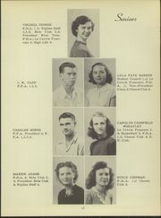 Page 17, 1949 Edition, Ripley High School - Riplian Yearbook (Ripley, TN) online yearbook collection