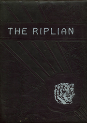 Ripley High School - Riplian Yearbook (Ripley, TN) online yearbook collection, 1950 Edition, Page 1