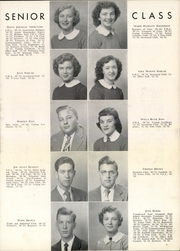 Page 11, 1953 Edition, Giles County High School - Crest Yearbook (Pulaski, TN) online yearbook collection