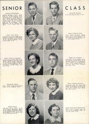 Page 13, 1953 Edition, Giles County High School - Crest Yearbook (Pulaski, TN) online yearbook collection