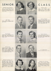 Page 14, 1953 Edition, Giles County High School - Crest Yearbook (Pulaski, TN) online yearbook collection