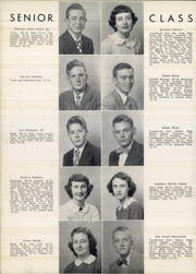 Page 16, 1953 Edition, Giles County High School - Crest Yearbook (Pulaski, TN) online yearbook collection