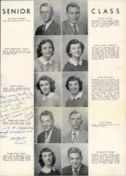 Page 17, 1953 Edition, Giles County High School - Crest Yearbook (Pulaski, TN) online yearbook collection