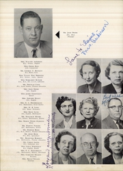 Page 6, 1953 Edition, Giles County High School - Crest Yearbook (Pulaski, TN) online yearbook collection