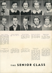 Page 11, 1954 Edition, Giles County High School - Crest Yearbook (Pulaski, TN) online yearbook collection