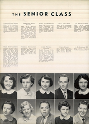 Page 12, 1954 Edition, Giles County High School - Crest Yearbook (Pulaski, TN) online yearbook collection