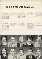 Page 14, 1954 Edition, Giles County High School - Crest Yearbook (Pulaski, TN) online yearbook collection
