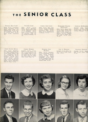 Page 16, 1954 Edition, Giles County High School - Crest Yearbook (Pulaski, TN) online yearbook collection
