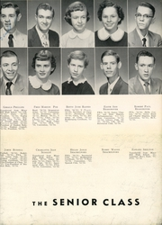 Page 17, 1954 Edition, Giles County High School - Crest Yearbook (Pulaski, TN) online yearbook collection