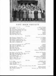 Page 11, 1940 Edition, East Nashville High School - Grey Eagle Yearbook (Nashville, TN) online yearbook collection