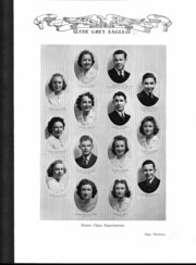 Page 14, 1940 Edition, East Nashville High School - Grey Eagle Yearbook (Nashville, TN) online yearbook collection