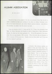 Page 10, 1945 Edition, East Nashville High School - Grey Eagle Yearbook (Nashville, TN) online yearbook collection