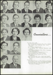 Page 12, 1945 Edition, East Nashville High School - Grey Eagle Yearbook (Nashville, TN) online yearbook collection