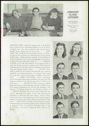 Page 17, 1945 Edition, East Nashville High School - Grey Eagle Yearbook (Nashville, TN) online yearbook collection