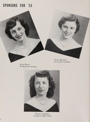 Page 12, 1953 Edition, Father Ryan High School - Panther Yearbook (Nashville, TN) online yearbook collection