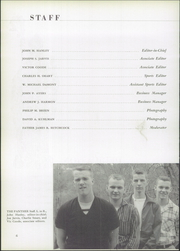 Page 10, 1956 Edition, Father Ryan High School - Panther Yearbook (Nashville, TN) online yearbook collection