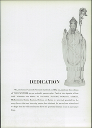 Page 11, 1956 Edition, Father Ryan High School - Panther Yearbook (Nashville, TN) online yearbook collection